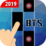 BTS Piano Tiles KPOP 2019 APK icon