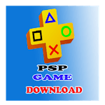 PSP GAME DOWNLOAD: Emulator and ISO APK icon