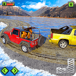 Offroad Jeep Adventure : Car Driving Games APK