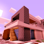 PixelCraft: Modern Houses Building APK icon