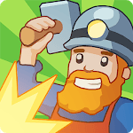 Idle Forge Tycoon APK icon
