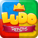 Ludo Realms Star: New free Classic with friends APK icon