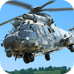Army Helicopter Transporter 3D APK icon