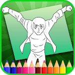 Coloring Ben Ten for Kids APK icon