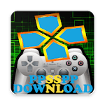 PPSSPP and Roms Game Premium A to Z APK icon