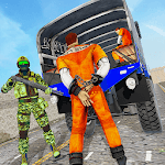 Prisoner Transporter Truck Simulator APK icon