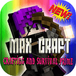 MaxCraft Crafting and Survival Prime APK icon
