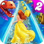 Princess Run Temple Dragon Escape 2 APK