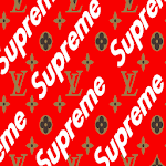 Supremme & LV Wallpaper APK