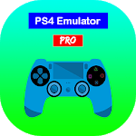New PS4 Games Emulator 2019 APK icon