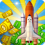 Idle Space Race APK icon