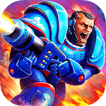 Galaxy Heroes: Space Wars APK icon