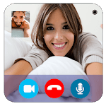 Video Chat with random girls - Find your match APK icon