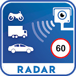 Speed Camera Radar - Police Radar Detector APK icon