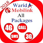 All Mobilink Jazz Packages Free APK icon
