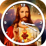 Jesus Clock Live Wallpaper APK icon