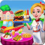 Healthy Food Truck Cooking APK icon