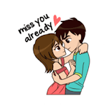 WAStickerApps - Love Stickers Pack for WhatsApp APK icon