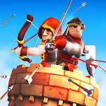 Castle Defense-Soldier tower defense strategy game APK icon