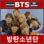 BTS Songs ( Offline - 65 Songs ) APK icon