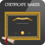 Certificate Maker APK icon
