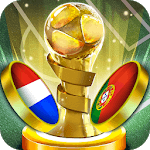 2019 World Caps Soccer: Football Cup Tournament APK icon