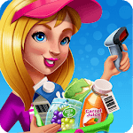 SuperMarket Fever - Girl Shopping & Cooking Food APK