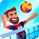 Volleyball Challenge - volleyball game APK icon