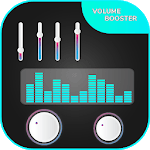 Volume Booster & Music Equalizer - Tubily Music APK icon