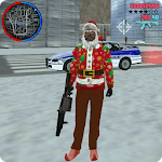 Santa Claus Rope Hero Crime Simulator: Crime Games APK