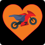 Bikers Match - Biker Dating & Motorcycle Chat APK icon