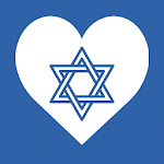 Judaism Dating - Jewish Singles & Shalom Jews Chat APK icon