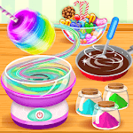 Sweet Candy Maker Chef APK icon