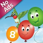 Balloon Pop and Learn for kids APK