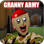 Army Scary granny Mod: Horror game 2019 APK icon