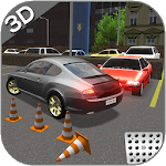 Real Car Parking Game 3D APK icon