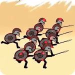 Stick Game War: Question Legacy APK icon
