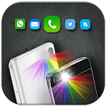 Color Flashlight alerts on Call SMS, Color Screen APK
