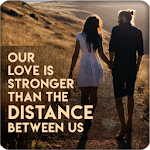 Long Distance Relationship Sayings APK icon