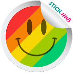 Stickers for WhatsApp - WAStickerApps APK icon