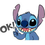 Stitch Sticker pack and lilo for whatsapp APK