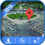 Live Map Traffic Updates: Transit Route,Streetview APK icon