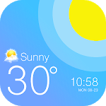 Weather Forecast and Live Radar Maps APK icon
