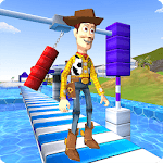 Stuntman Water Toy Run Story Games APK