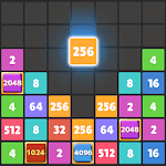 Drop the Number - Merge Game APK icon