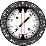 Super Digital Compass Pro APK icon