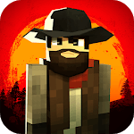 Cowboy Craft: Gun Duel Cowboy Games, West Gunsmoke APK