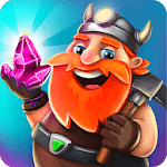 Clicker Tycoon Idle Mining Games APK icon