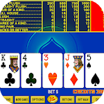 Casino Video Poker Machines Drawing Double Up APK