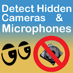 Detect Hidden Cameras and Microphones APK icon